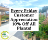 1144ced7a8fd9aff2f52039b7821666e Events from Promotions - East Coast Garden Center