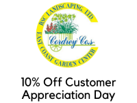 Customer Appreciation Day - 10% Off Plants