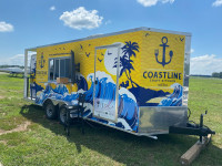 Coastline Craft Kitchen Food Truck!