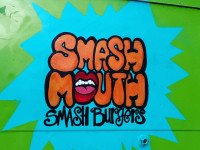 Smash Mouth Food Truck 11-2pm