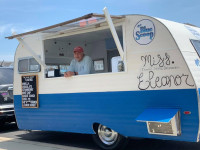 Blue Scoop Ice Cream