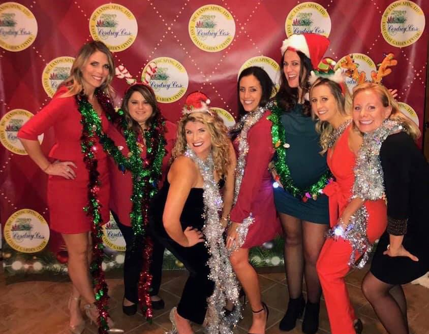 Cordrey Charities 11th Annual Holiday Party