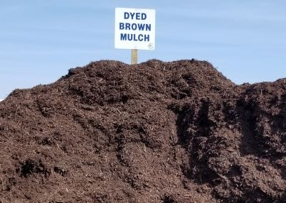 Brown_Mulch Mulch & Stone - East Coast Garden Center