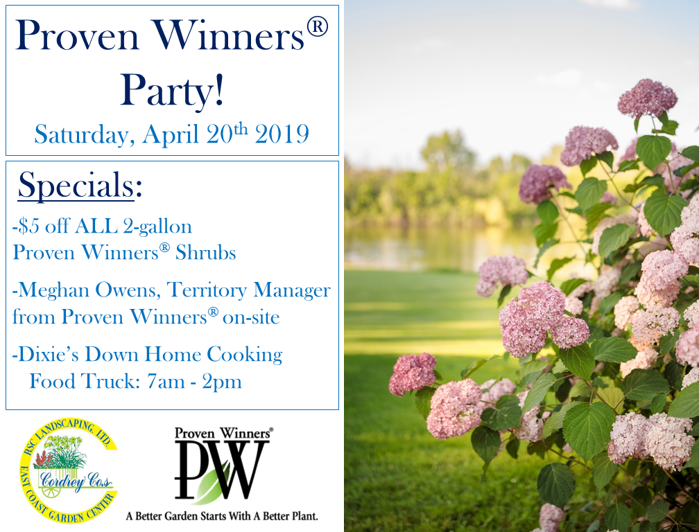 Proven_Winner_Party_42019 Proven Winners Party - East Coast Garden Center