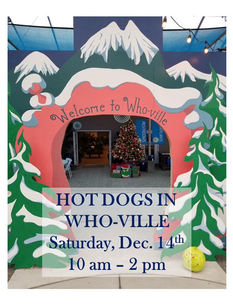 Hot Dogs in Whoville - Craft Activity